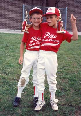 Age 8 - 1992 Pike Township Youth League