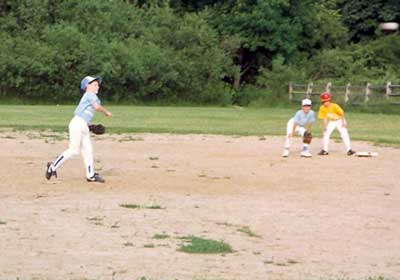 Pike Youth League -  Pitcher Age 9